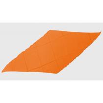 Diamond Cut Silk 18 inch (Orange) by Magic By Gosh - Seidentuch