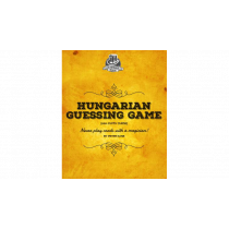 Hungarian Guessing Game AKA Gypsy Curse (Gimmicks and Online Instructions) by Kaymar Magic