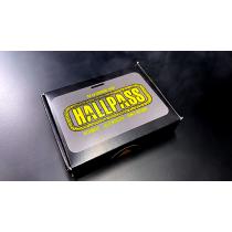 HALLPASS (Gimmicks and Online Instructions) by Julio Montoro