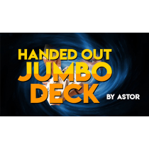 Handed Out Jumbo Deck by Astor