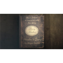 Houdini's Diary (Gimmick and Online Instructions) by Wayne Dobson and Alan Wong