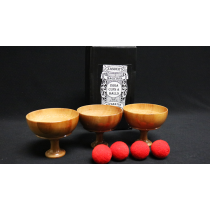 India Cups and Balls by Zanders Magical Apparatus