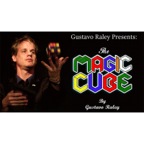 The Magic Cube (Gimmicks and Online Instructions) by Gustavo Raley