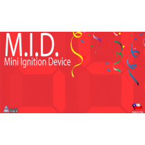 M.I.D. Mini Ignition Device (Gimmicks and Online Instructions) by Aprendemagia