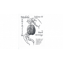 Mobile Mentalism Volume II by Mark Strivings - Book