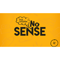 No Sense (Gimmicks and Online Instructions) by Kyle Littleton