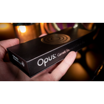 Opus (24 mm Gimmick and Online Instructions) by Garrett Thomas