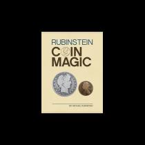 Rubinstein Coin Magic (Hardbound) by Dr. Michael Rubinstein - Book
