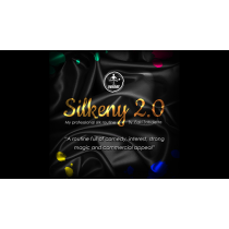 Silkeny 2.0 (Gimmicks and Online Instructions) by Inaki Zabaletta