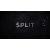 Split (DVD and Gimmicks) by EVM - DVD