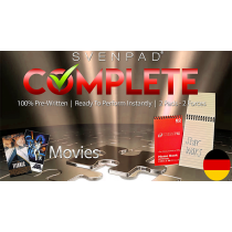 SvenPad® Complete Movies (German Edition)