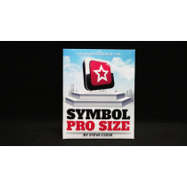 Symbol Pro (Gimmicks and Online Instructions) by Steve Cook