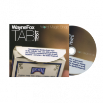 Tab (DVD and Gimmicks) by Wayne Fox - DVD