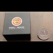 Sharpie thru Quarter (1 Side) by Tango
