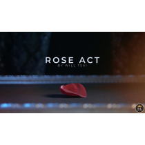 Visual Matrix AKA Rose Act Elegant Gold (Gimmick and Online Instructions) by Will Tsai and SansMinds