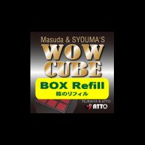 WOW CUBE REFILL BOX by Tejinaya Magic