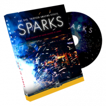 Sparks by JC James - DVD