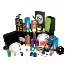 Spectacular 100 Trick Magic Suitcase by Ideal