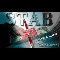 STAB by Peter Eggink