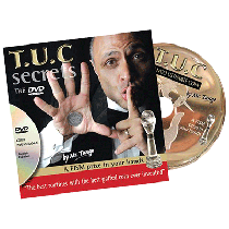 T.U.C. Secrets the DVD by Tango Magic