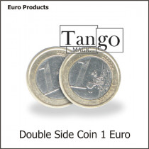 Double side 1 Euro Coin