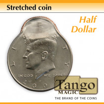 Stretch coin Half Dollar