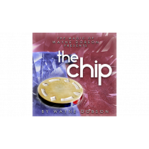 The Chip (Gimmicks and Online Instructions) by Wayne Dobson