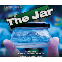The Jar Euro Version (DVD and Gimmicks) by Kozmo, Garrett Thomas and Tokar