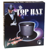 Collapsible Top Hat / Zauberzylinder