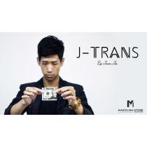 J-TRAN$ by Jason Jin