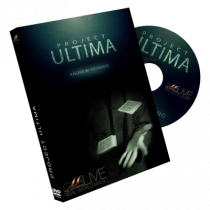 Project ULTIMA by Andrew Herring & Feel Astonished LIVE - DVD