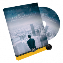 Unbound: Gimmickless Invisible Deck by Darryl Davis - DVD