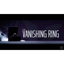 Vanishing Ring Blue (Gimmick and Online Instructions) by SansMinds