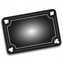 VDF Close Up Pad - Light In The Dark mit Asse schwarz