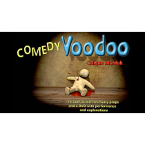 Comedy Voodoo by Quique Marduk
