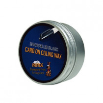 Card on Ceiling Wax 30g (Black) by David Bonsall