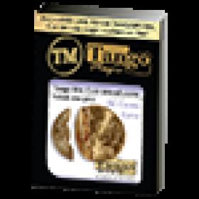 Bite Coin - (Euro 50 Cent - Internal With Extra Piece) by Tango (E0043) / Bissmünze