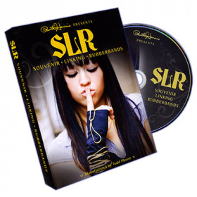 Paul Harris Presents SLR Souvenir Linking Rubber Bands (DVD, Slim bands) by Paul Harris