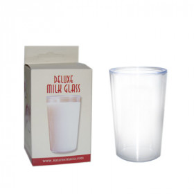 Deluxe Milk Glass by Bazar de Magia