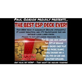 ANTIQUE EFFECT ESP by Paul Gordon