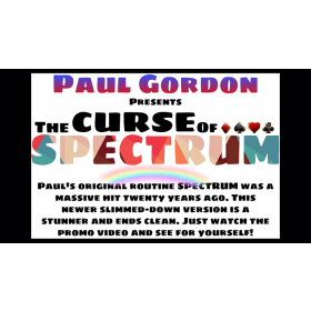 The Curse of Spectrum by Paul Gordon