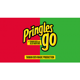Pringles Go (Red to Yellow) by Taiwan Ben and Julio Montoro