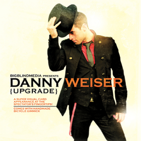 Upgrade (DVD and Gimmick) Blue by Danny Weiser and Big Blind Media