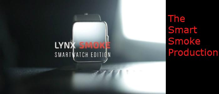 Lynx SMART Smoke Watch by João Miranda