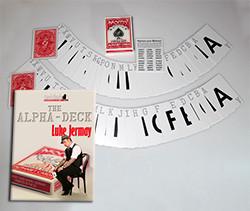Alpha Deck - by Luke Jermay