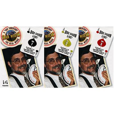 Bar Magic Set (Vol 1 thru 3) by Doc Eason video DOWNLOAD