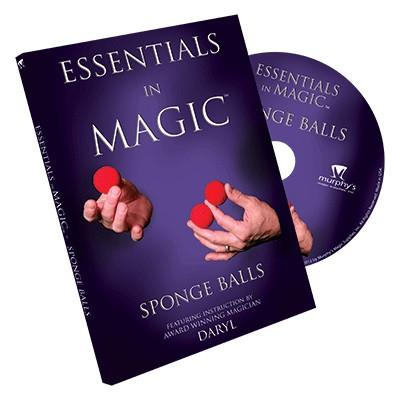 Essentials in Magic Sponge Balls