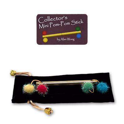 Collector's Mini Pom Pom Stick by Alan Wong
