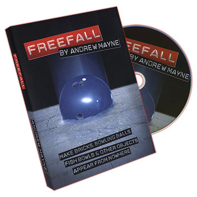 Freefall by Andrew Mayne