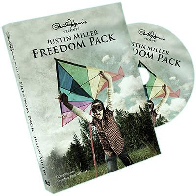 Paul Harris Presents Justin Miller's Freedom Pack